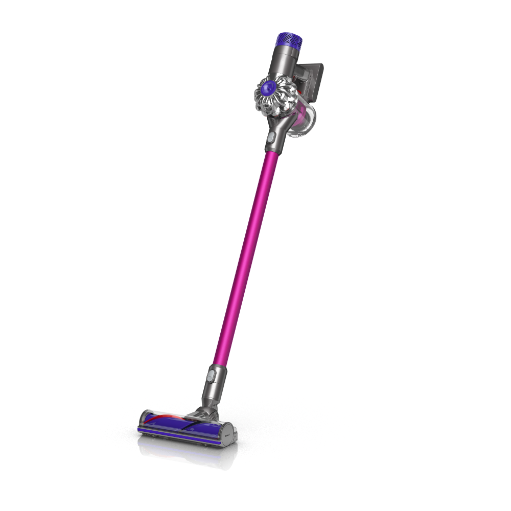 dyson v6 absolute hartb den akkusauger kabellos beutellos. Black Bedroom Furniture Sets. Home Design Ideas