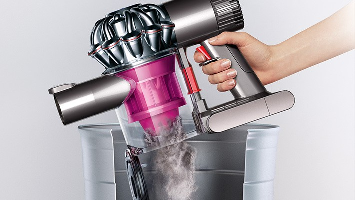 dyson v6 trigger akkusauger kabellose handstaubsauger. Black Bedroom Furniture Sets. Home Design Ideas